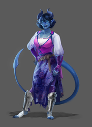 Jester - Critical Role by Mudora