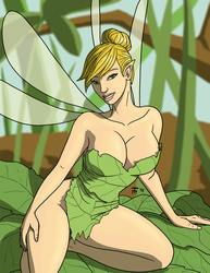 Tinkerbell by Taynor-Hook