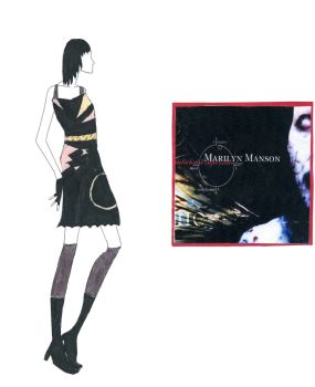 Fashion Design 4: Antichrist Superstar by fanis01