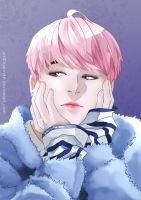 Spring Day: JIMIN by haemith