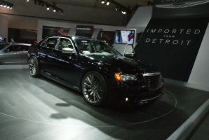 The new 300 C by JoshuaCordova