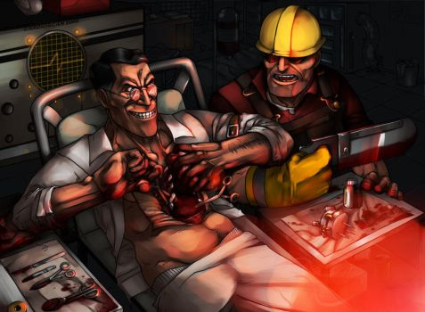 tf- do it yourself surgery by yang