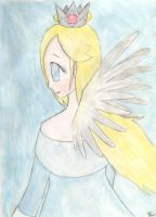 Rosalina Angel by lillilotus