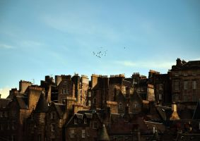Edinburgh by JanKacar