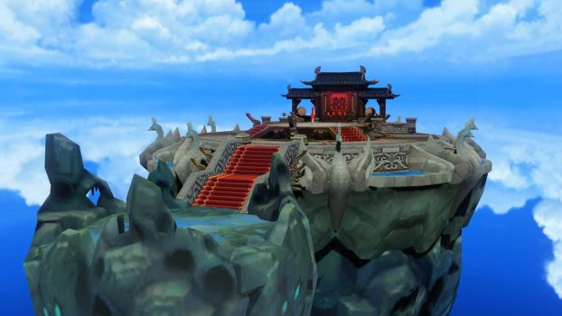 China Game Stage DL by daucongluyen