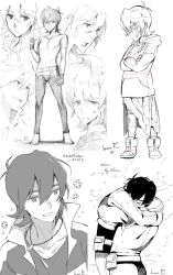 Voltron doodles3 by inma