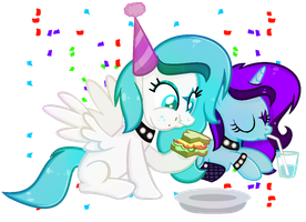 .:Gift:. [[Happy Birthday]] by MLPCrystalHarmony