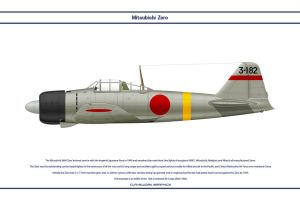Zero Japan 12th Combined Air Corps 1 by WS-Clave