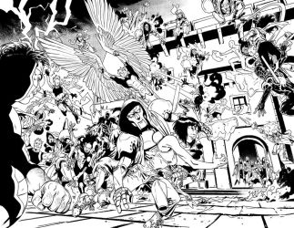 Sample All New X-men by pietro-ant