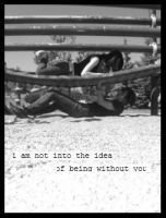 Not Into The Idea by HeartStopping