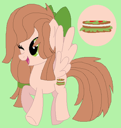 CocoVerse: Organic Cake (Debut) by SomeCoconut