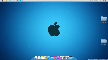 Mac Style For Windows 7 by pastito07