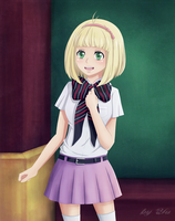 Shiemi by Nonsense-chan