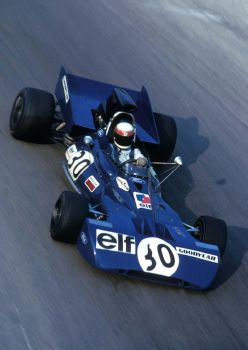 Jackie Stewart (Italy 1971) by F1-history