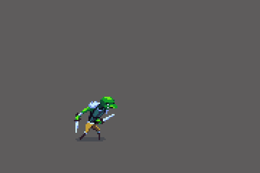 Goblin Attack Animation by aamatniekss