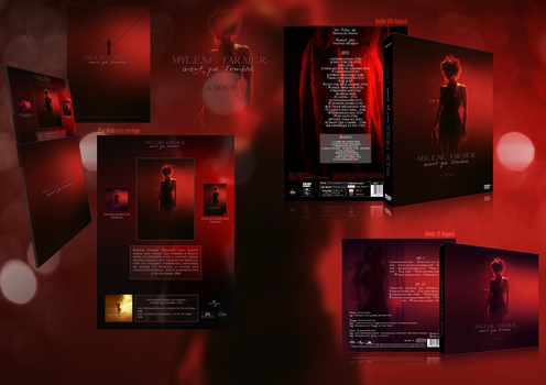 Mylene Farmer avant que l'ombre bercy (collection) by Graphuss
