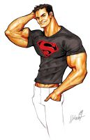 Superboy by JJKirby