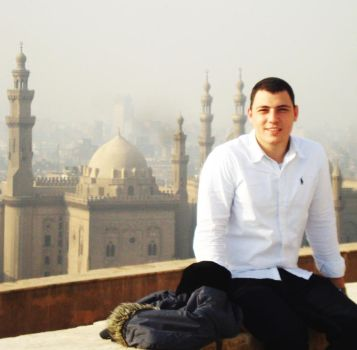 Me :) by Amr-Maged