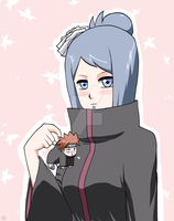 Naruto+Couples:Konan n c. Pein by The-PirateQueen