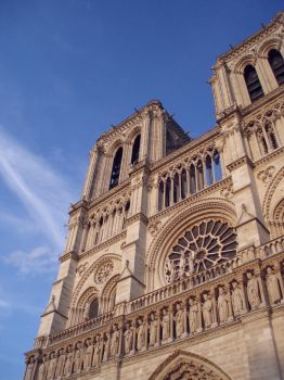 Notre Dame by FinalxWords