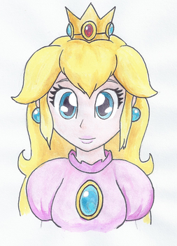 Peach by ASteveNamedWolf