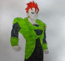 Android 16 by JQroxks21