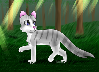 Ivypool by Oceanrush