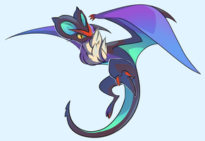 Noivern by Pon-ee