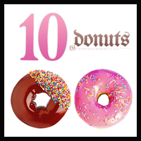 Donuts PNG's by funkyfreshfab