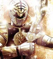 White Ranger by Fuacka
