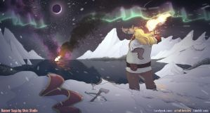 The Banner Saga Tribute by SecretWalrus