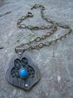 Organic Floral Beauty Copper by AbandonedMemory