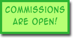 Commissions Open Button by Ethemy