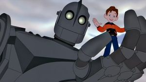 1001 Animations: The Iron Giant by Regulas314