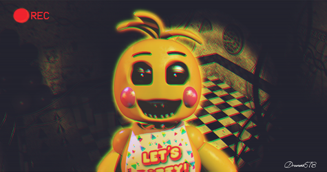 Toy Chica Sign by Drawans678