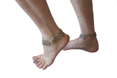 Belly Dance Feet by Lindalees