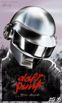 Daft Punk II by BERCLEY
