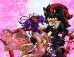 Contest:Together Under the Cherry Trees by Dark4Kuran
