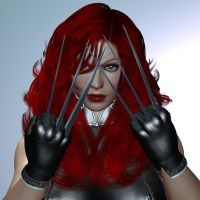 Lupa's Claws by TarnishedAngels