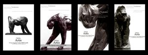 EXIBITION POSTERS by JBVendamme