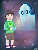 Ghostly Medley by OrlyPep