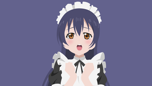 Umi Sonoda (Love Live!) by ncoll36