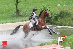 3DE Cross Country Water Obstacle Series XI/8 by LuDa-Stock