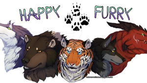 new happy furry ts banner by Sekares-Arisawa