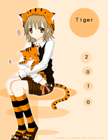Tiger by strawberry-queen1