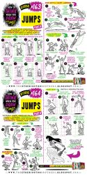 How to draw JUMPS tutorial by STUDIOBLINKTWICE
