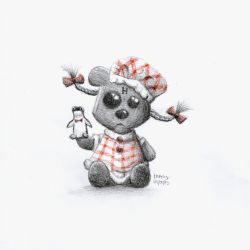 Mr. Flibble by inmaxpictures