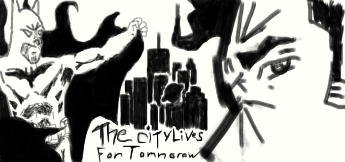 the city lives. for tommorow by cGk80591