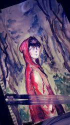 found. (little red riding hood) -contest prize by jhasthedeathnote