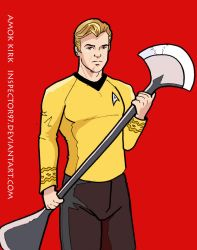 Amok Kirk by Inspector97